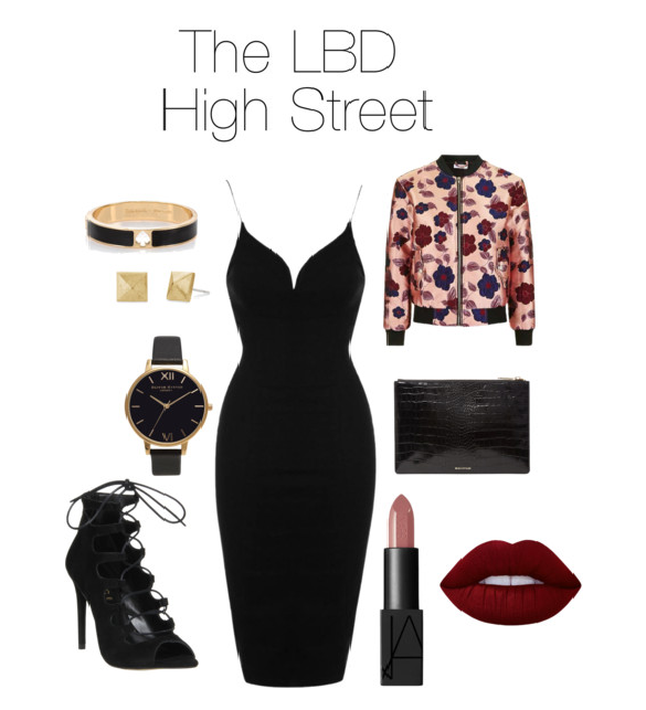 How To Style The Little Black Dress Lbd Id Couture