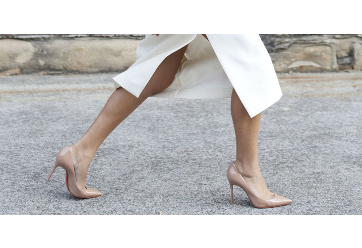 Nude Pumps Style Tips