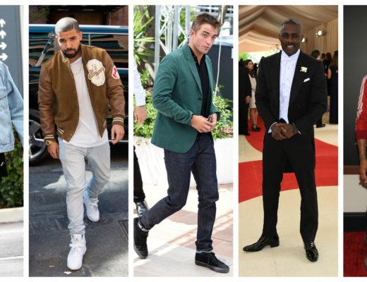 top 5 men's style