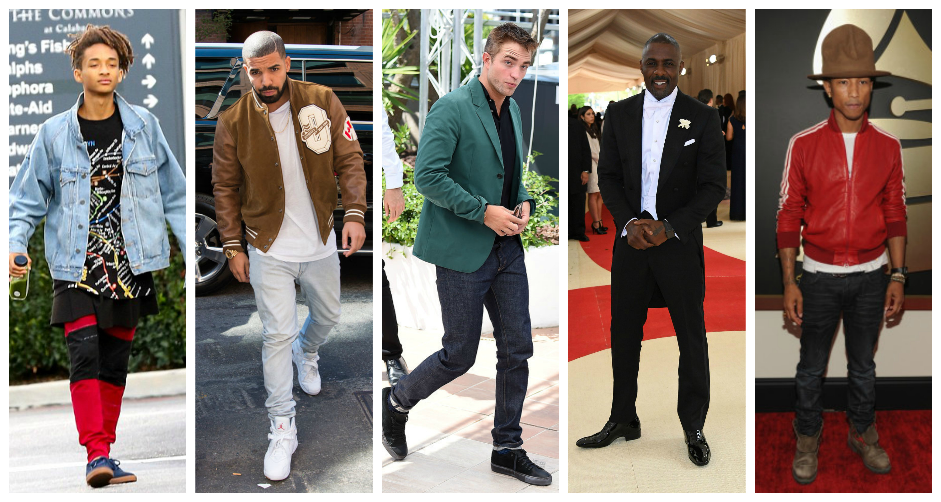 5 Style Icons For Men Who Don't Like Dressing Classic'