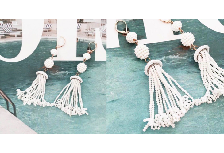 Le Paloma Earrings - Style Steal