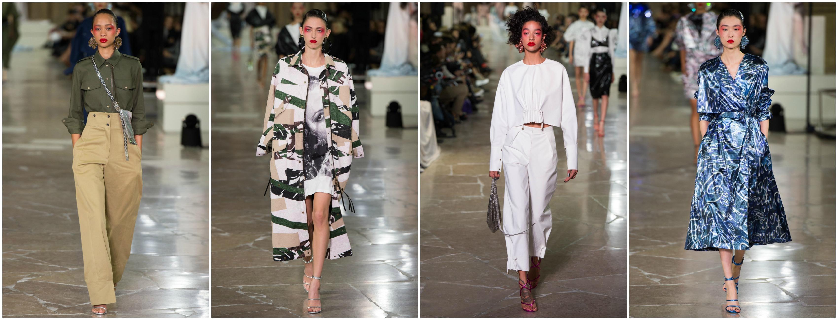 paris fashion week 2016 id couture styling kenzo