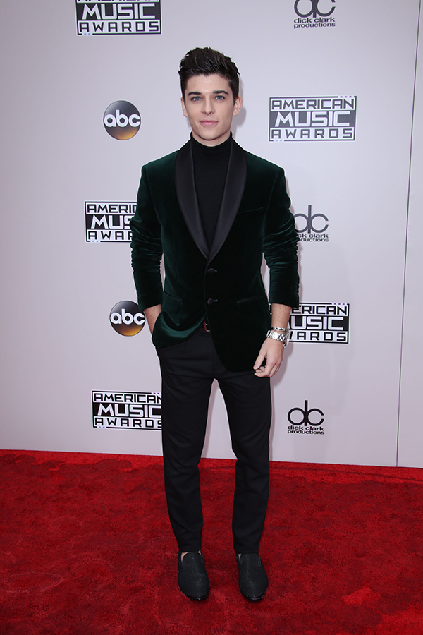 id couture styling sean odonnell american music awards 2016 ama amas